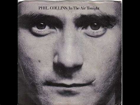 Phil Collins - In The Air Tonight (Demo) - YouTube