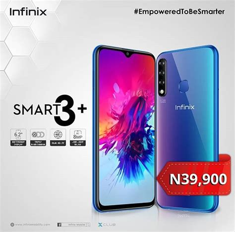 Affordable and stunning infinix smart 3 plus still