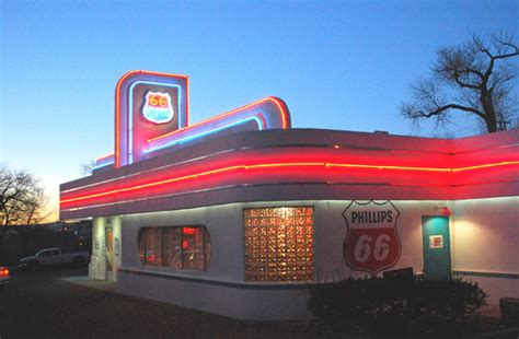 The Route 66 Diner Is The Most Nostalgic Restaurant In New