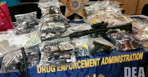 More than 150 arrested in bust of synthetic drug ring