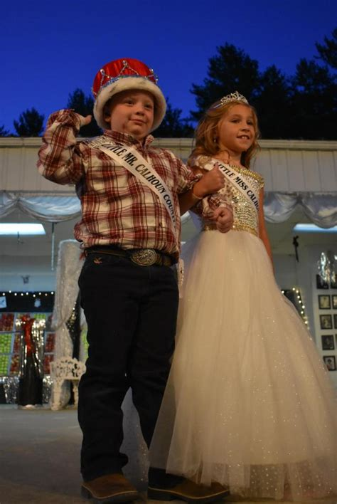Calhoun County Fair wraps up successful weekend