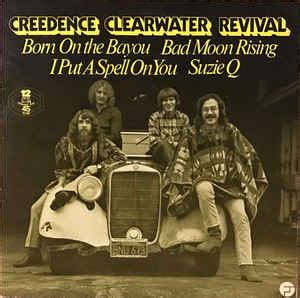 Creedence Clearwater Revival - Born On The Bayou (1981