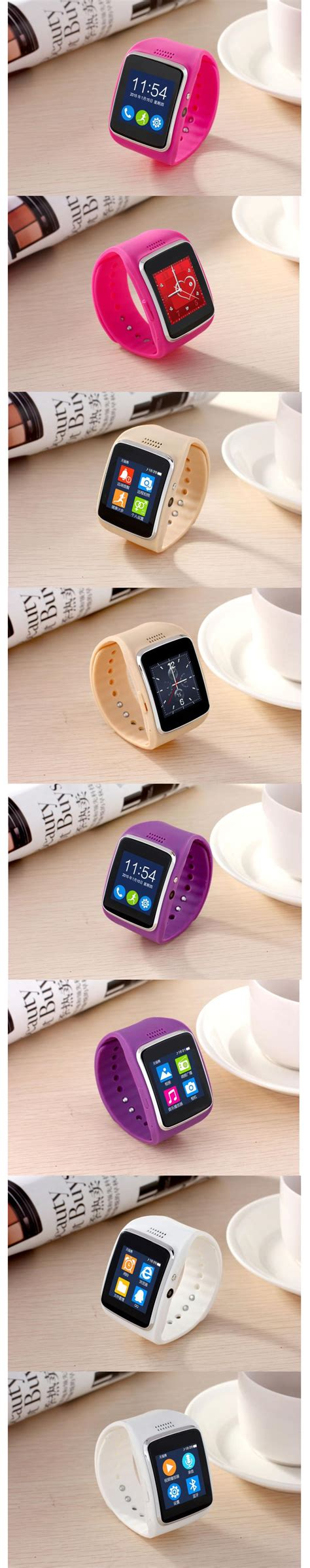 Apple Watchl Android Smart Watch Bluetooth Smartwatch