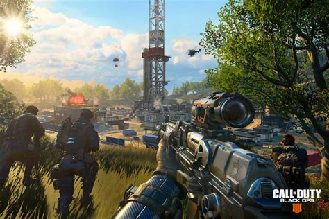 Call of Duty: Black Ops 4 Oct