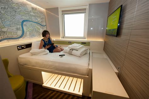 Weary travellers find (small) room at the Premier Inn