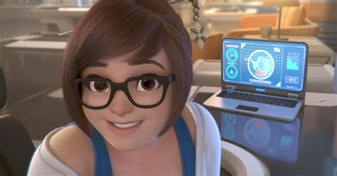 New 'Overwatch' Short Stars Mei - Rolling Stone