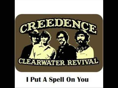 Creedence Clearwater Revival Vinyl Record Albums