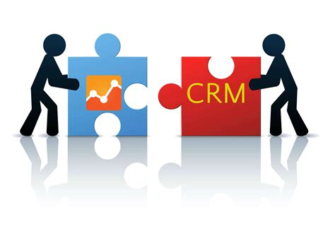 Integrate Google Analytics with CRM
