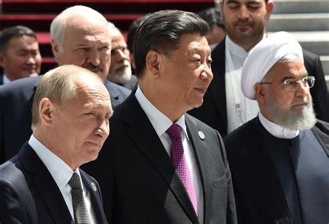 Can Iran Get China and Russia's Military Support? U