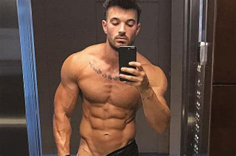 TOWIE's Mike Hassini risks indecent exposure with