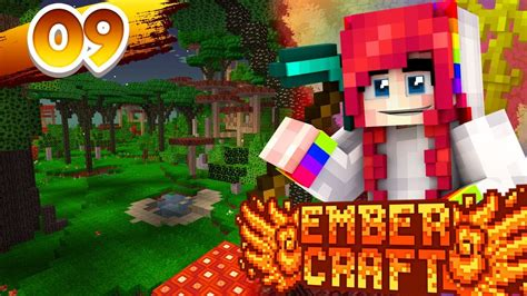 I ALMOST LOST IT ALL!! // EmberCraft // EP9 - YouTube