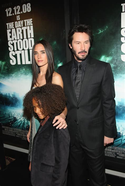 """Keanu Reeves and Jennifer Connelly Photos Photos - """"The"""