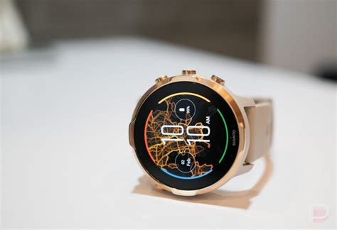 Suunto is Here With a Serious Fitness Wear OS Watch
