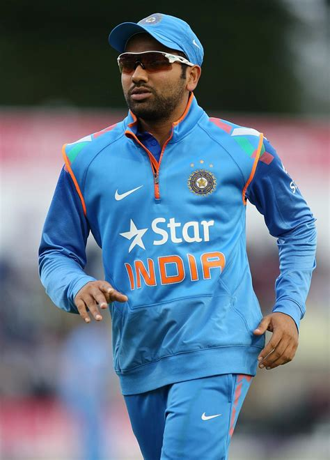 Rohit Sharma Rested For End Of Tri-Series