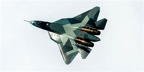 Russia's Su-57 'stealth' fighter already looks like a