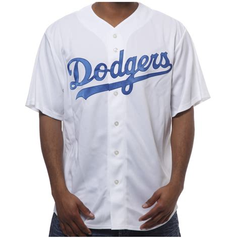 Chemise MLB Majestic: Dodgers WH   Achat / Venta online