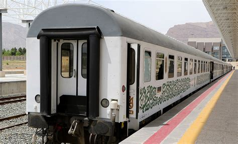 Photos: First five-star train launched between Tehran and