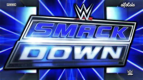 "WWE: SmackDown - ""Black & Blue"" - Official Theme Song 2015"