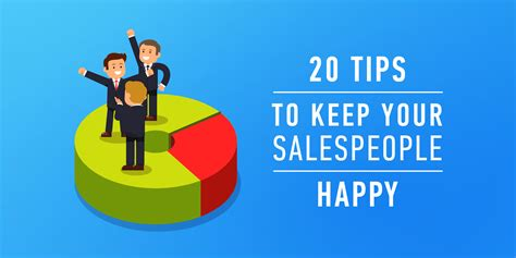 20 Tips to Keep Your Salespeople Happy   NetHunt CRM