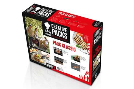 Accessoire barbecue et plancha Weber PACK CLASSIC   Darty