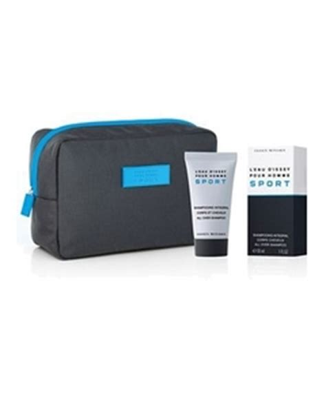 Issey Miyake – Coffret L'Eau d'Issey Homme Sport - Prime