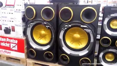 Philips NTRX900 Soundtest (20 inch SUBWOOFERS at max