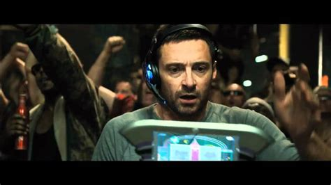 Hugh Jackman - Real Steel Movie Preview - Featuring 'Till