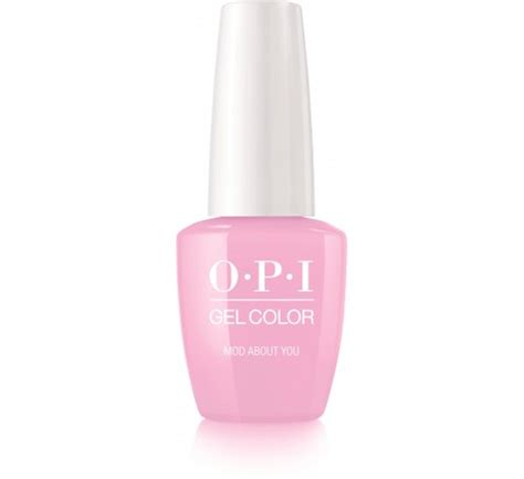 GelColor Mod About You 15ml - OPI France - Sarl Ad Beauty