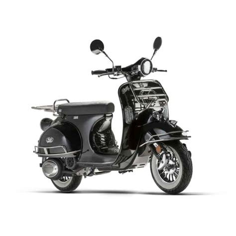 Scooter Sixty 125 - Motorcycles Store - Concession Royal