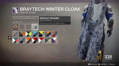 The cloak that Ana Bray is selling is a great example of