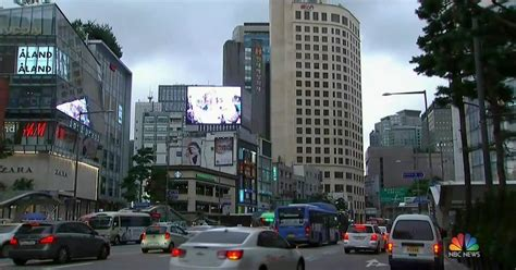 High Tension in Seoul, a City Just 35 Miles from North