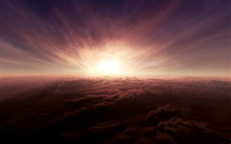 Above the Clouds Wallpapers | HD Wallpapers | ID #10549