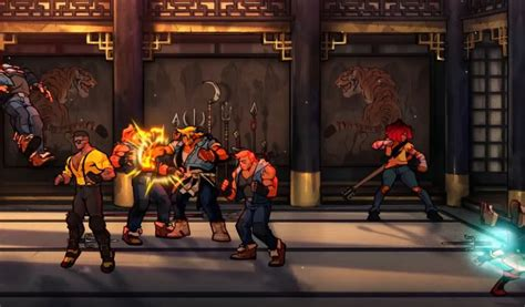 Streets of Rage 4 Co-op Finally Detailed - Gameranx
