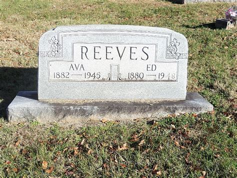 Ava and Edgar Reeves