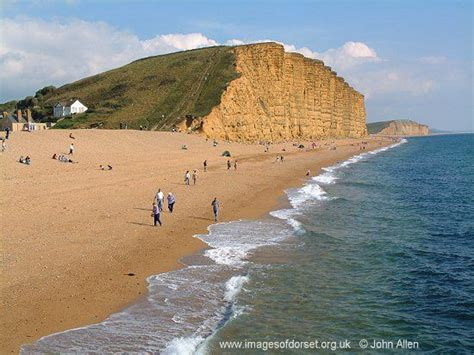 West Bay, Dorset - I know it's not Somerset, but it's