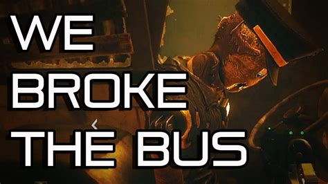 """Black Ops 2 Zombies Tranzit """"Bus Driver is Dead and We"""