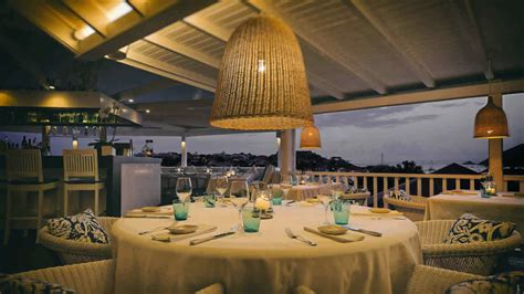 Bonito St Barts | Gourmet Restaurant with a splendid view