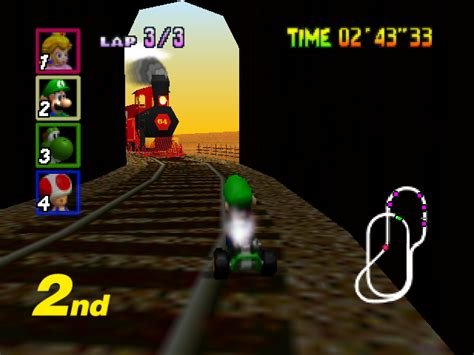 Bowser's Blog » 7 Cool Mario Kart 64 Facts