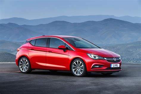 All-New Vauxhall Astra Will Cost £15,295 OTR in Britain