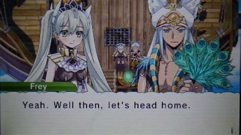 Rune Factory 4 | Leon After Marriage Event - Sweet