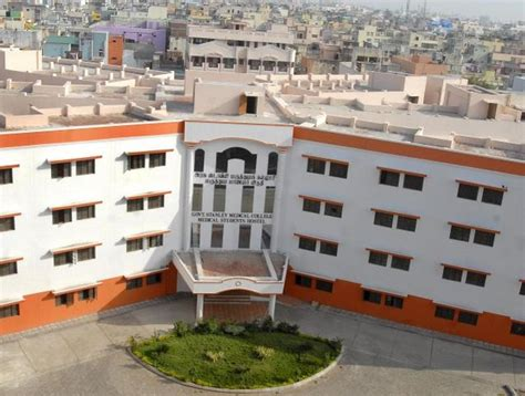 Government Stanley Medical College - Stanley Chennai Fees