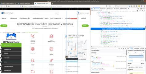 An introduction to web scraping: locating Spanish schools