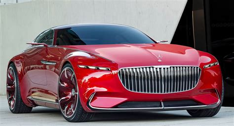 Maybach Could Make Its Own Dedicated Models Again | Carscoops