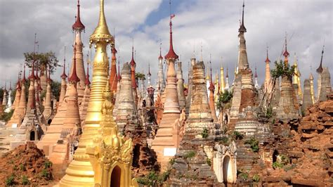 Inle lake Discovery (Indein Pagoda) – Exotic Myanmar