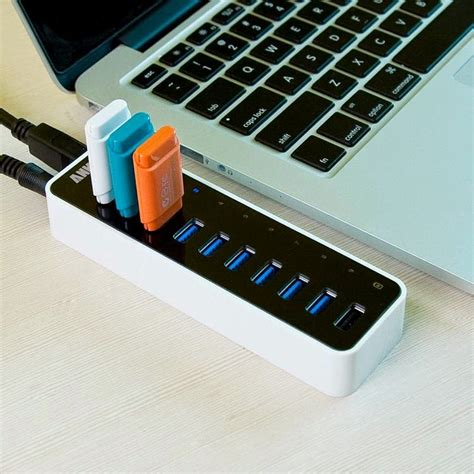 12 Awesome USB Hubs and Coolest USB Hub Designs - Part 3