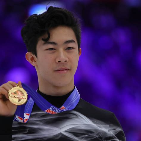 Nathan Chen Takes Men's Singles Gold at World Figure