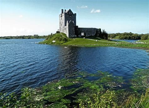 File:Dunguaire Castle County Galway Ireland