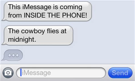 Up Close with iOS 5: iMessage | PCWorld