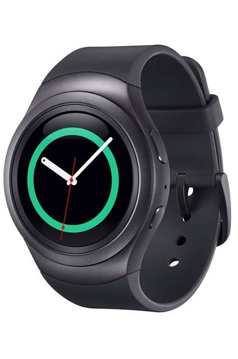 Montre connectée Samsung GEAR S2 NOIR (4174070) | Darty