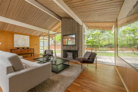 Live Large in This Extra-Spacious Eichler That's Asking $1